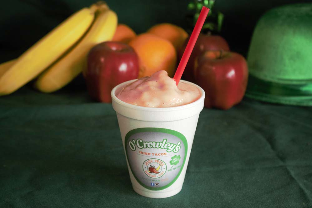 Banana berry blast